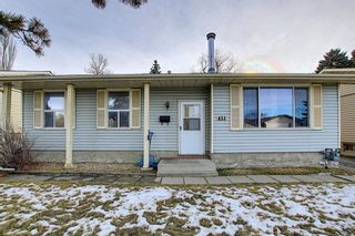 Photo 1: 451 Lysander Drive SE in Calgary: Ogden Detached for sale : MLS®# A1053955