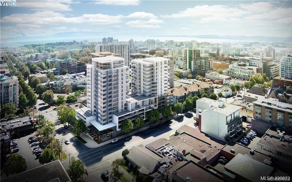 Main Photo: 1401W 989 Johnson St in : Vi Downtown Condo for sale (Victoria)  : MLS®# 878622