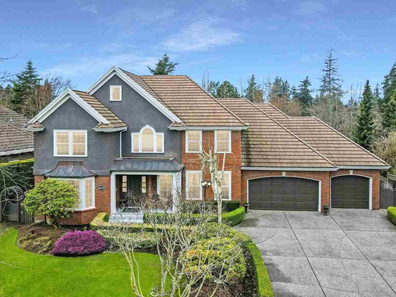 """Main Photo: 2577 138A Street in Surrey: Elgin Chantrell House for sale in """"Peninsula Park"""" (South Surrey White Rock)  : MLS®# R2556090"""