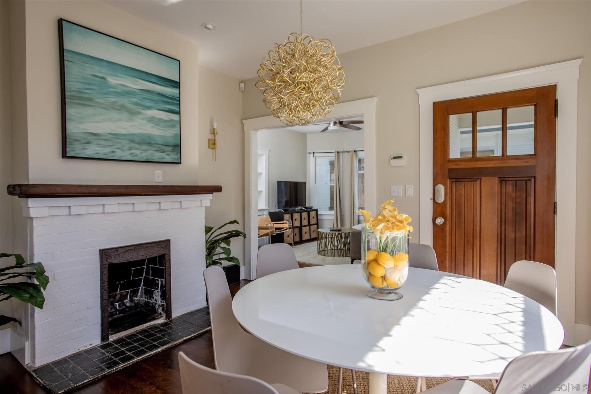 Main Photo: HILLCREST House for sale : 3 bedrooms : 3853 8Th Ave in San Diego