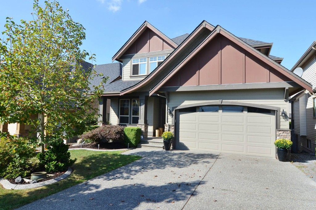 "Main Photo: 5987 164TH Street in Surrey: Cloverdale BC House for sale in ""West Cloverdale Westridge Estate"" (Cloverdale)  : MLS®# F1422080"