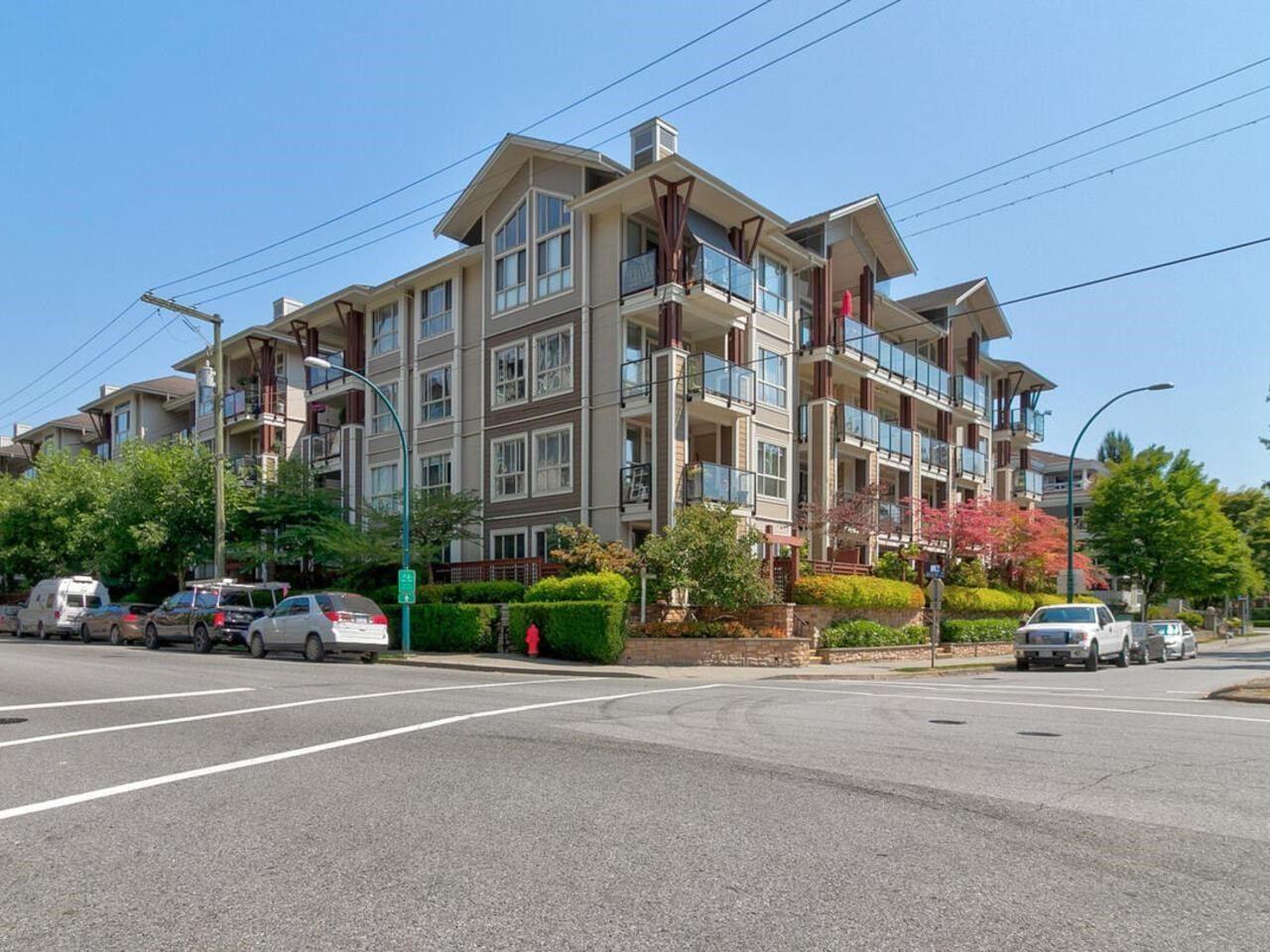 "Main Photo: 210 2484 WILSON Avenue in Port Coquitlam: Central Pt Coquitlam Condo for sale in ""VERDE"" : MLS®# R2602136"