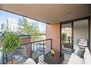 """Photo 15: 3E 199 DRAKE Street in Vancouver: Yaletown Condo for sale in """"CONCORDIA 1"""" (Vancouver West)  : MLS®# R2610392"""