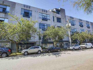 Photo 1: 415 2001 WALL Street in Vancouver: Hastings Condo for sale (Vancouver East)  : MLS®# R2268138
