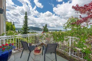 """Photo 4: 201 3600 WINDCREST Drive in North Vancouver: Roche Point Townhouse for sale in """"Windsong At Raven Woods"""" : MLS®# R2377804"""