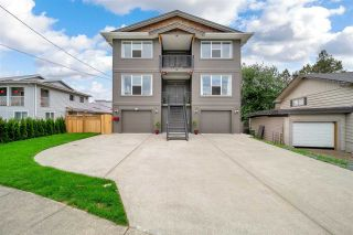 Photo 1: 45380 HODGINS Avenue in Chilliwack: Chilliwack W Young-Well House for sale : MLS®# R2590337
