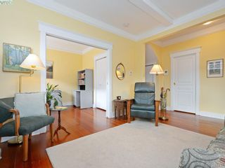 Photo 4: 608 Harbinger Ave in VICTORIA: Vi Fairfield East Row/Townhouse for sale (Victoria)  : MLS®# 778458
