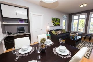 Photo 1: 321 4280 MONCTON STREET in Richmond: Steveston South Condo for sale : MLS®# R2109777