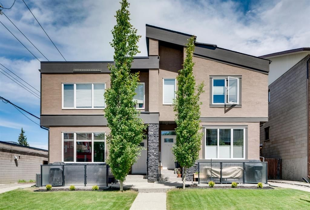 Main Photo: 2 112 23 Avenue NE in Calgary: Tuxedo Park Row/Townhouse for sale : MLS®# A1118556