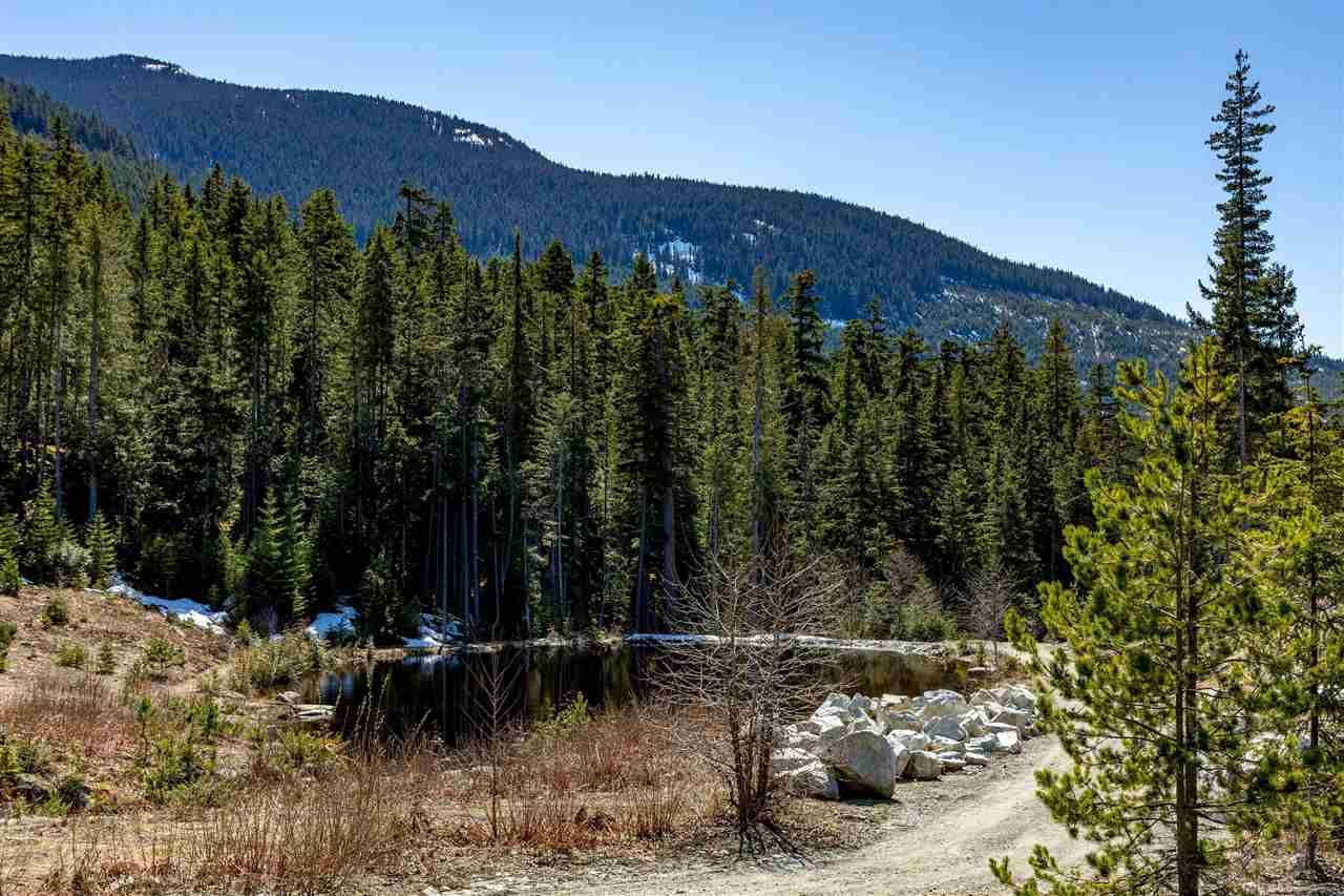 Main Photo: 9252 WEDGEMOUNT PLATEAU Drive in Whistler: WedgeWoods Land for sale : MLS®# R2575756