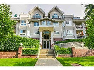 """Photo 1: 104 130 W 22ND Street in North Vancouver: Central Lonsdale Condo for sale in """"THE EMERALD"""" : MLS®# V1080860"""