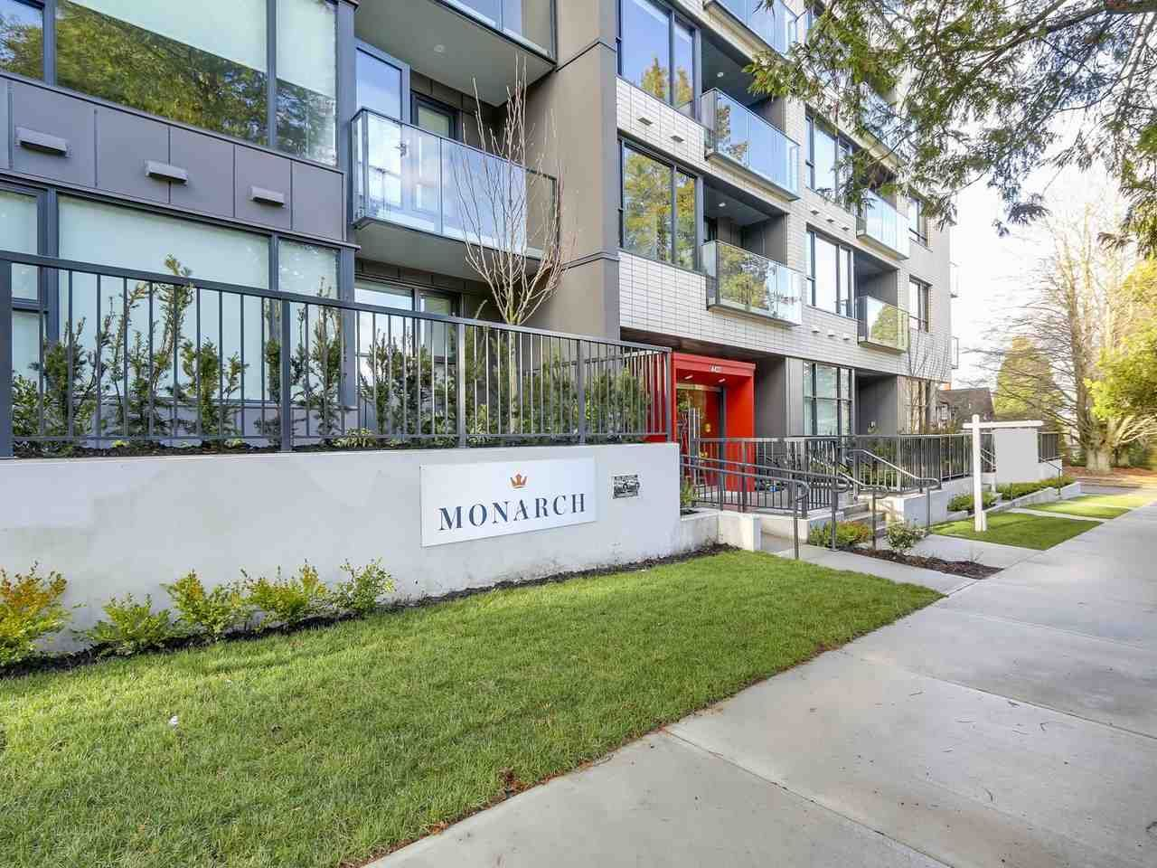 Main Photo: 502 4427 CAMBIE STREET in Vancouver: Cambie Condo for sale (Vancouver West)  : MLS®# R2234272