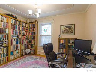 Photo 11: 166 Ruby Street in Winnipeg: West End / Wolseley Residential for sale (West Winnipeg)  : MLS®# 1612567
