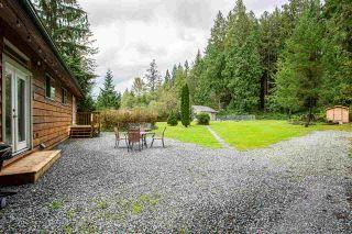 Photo 25: 11268 280 Street in Maple Ridge: Whonnock House for sale : MLS®# R2503883