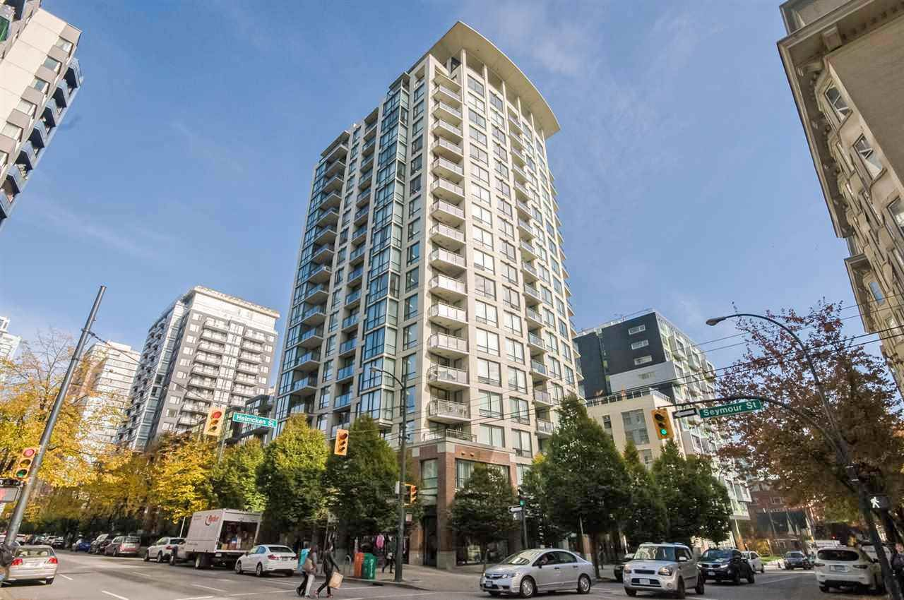 Main Photo: 1901 1082 SEYMOUR STREET in Vancouver: Downtown VW Condo for sale (Vancouver West)  : MLS®# R2221082