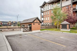 Photo 23: 222 15 Sunset Square: Cochrane Row/Townhouse for sale : MLS®# A1060876