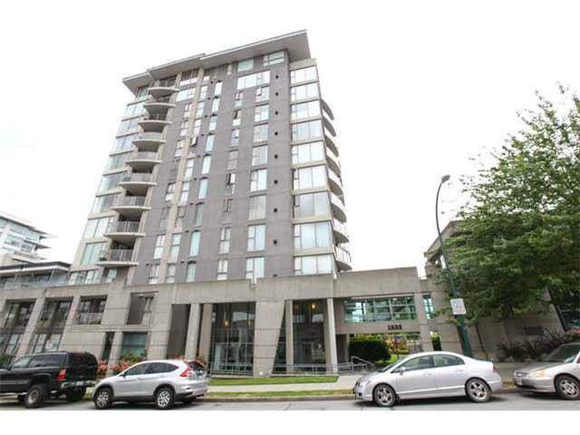 Main Photo: 1003 1633 W 8TH Avenue in Vancouver: Fairview VW Condo for sale (Vancouver West)  : MLS®# V1130657