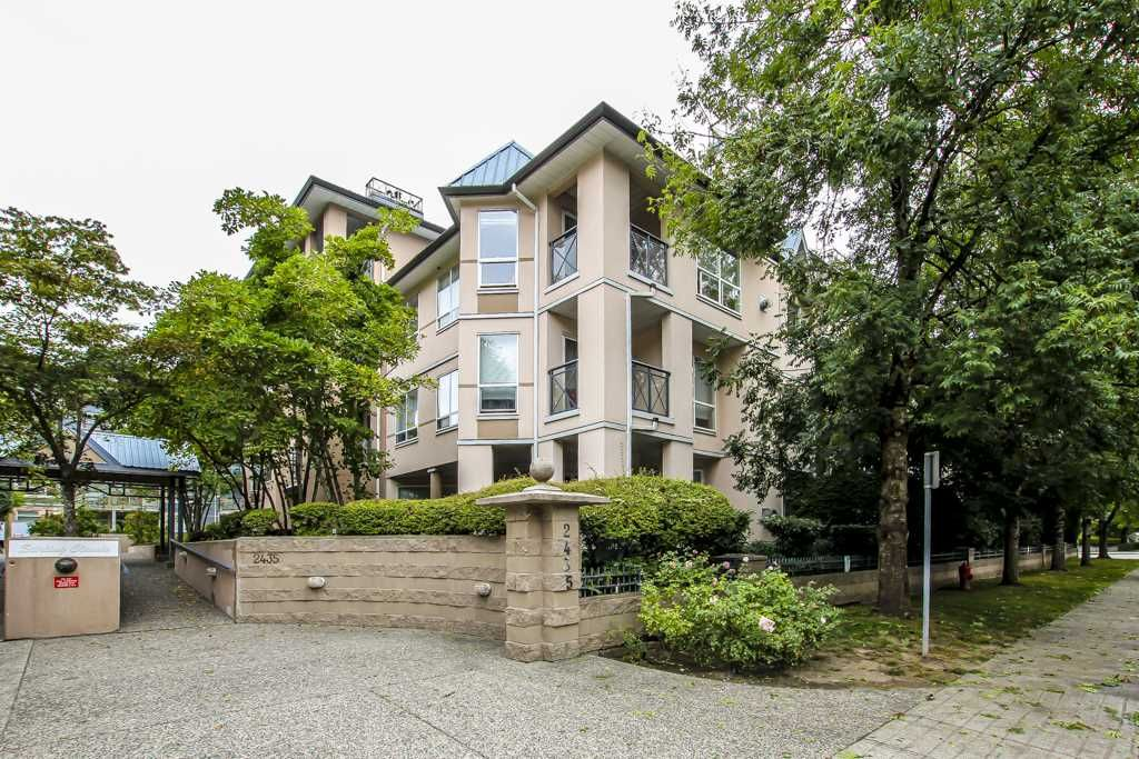 Main Photo: 208 2435 WELCHER Avenue in Port Coquitlam: Central Pt Coquitlam Condo for sale : MLS®# R2404602