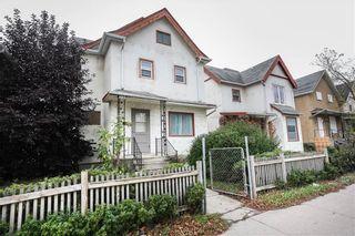 Photo 1: 534 William Avenue in Winnipeg: Brooklands Residential for sale (5D)  : MLS®# 202124805
