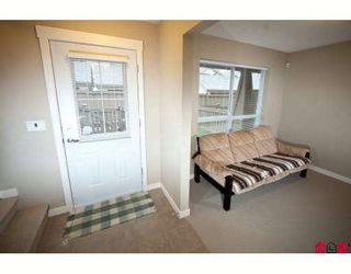 """Photo 6: 81 7155 189TH Street in Surrey: Clayton Townhouse for sale in """"BACARA"""" (Cloverdale)  : MLS®# F2907169"""