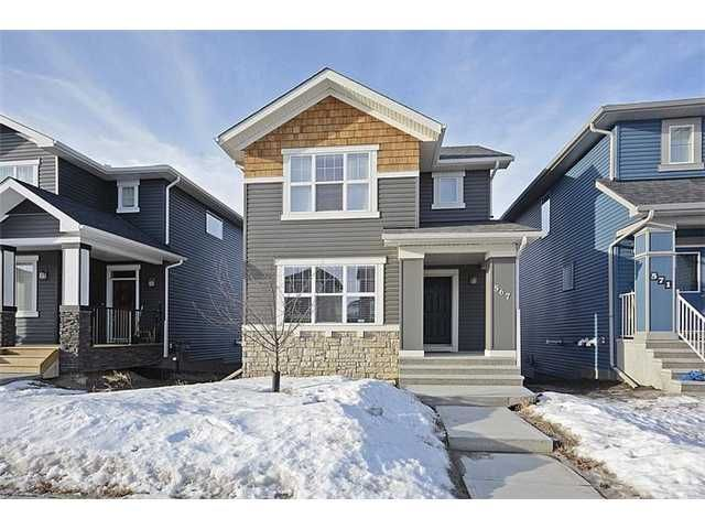 Main Photo: 567 EVANSTON Drive NW in : Evanston Residential Detached Single Family for sale (Calgary)  : MLS®# C3597045