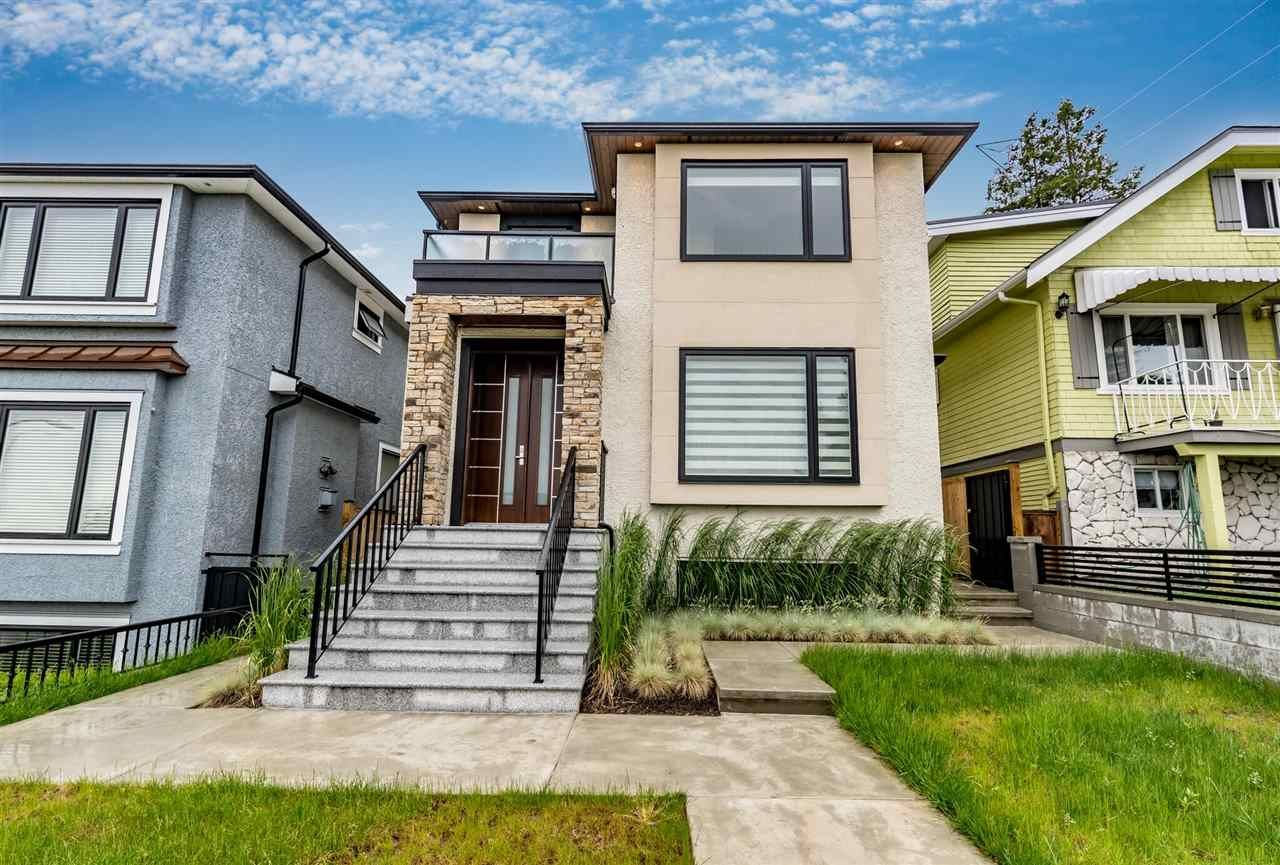 Main Photo: 3665 FRANKLIN STREET in Vancouver: Hastings East House for sale (Vancouver East)  : MLS®# R2172367