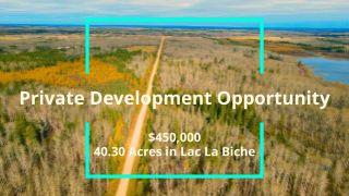 Photo 2: : Rural Lac La Biche County Rural Land/Vacant Lot for sale : MLS®# E4181696