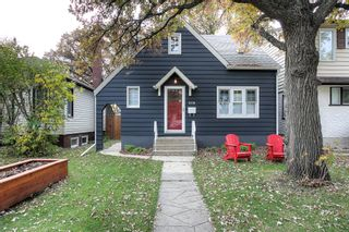 Photo 1: 1038 Jessie Avenue in Winnipeg: Crescentwood Single Family Detached for sale (1Bw)  : MLS®# 202024708