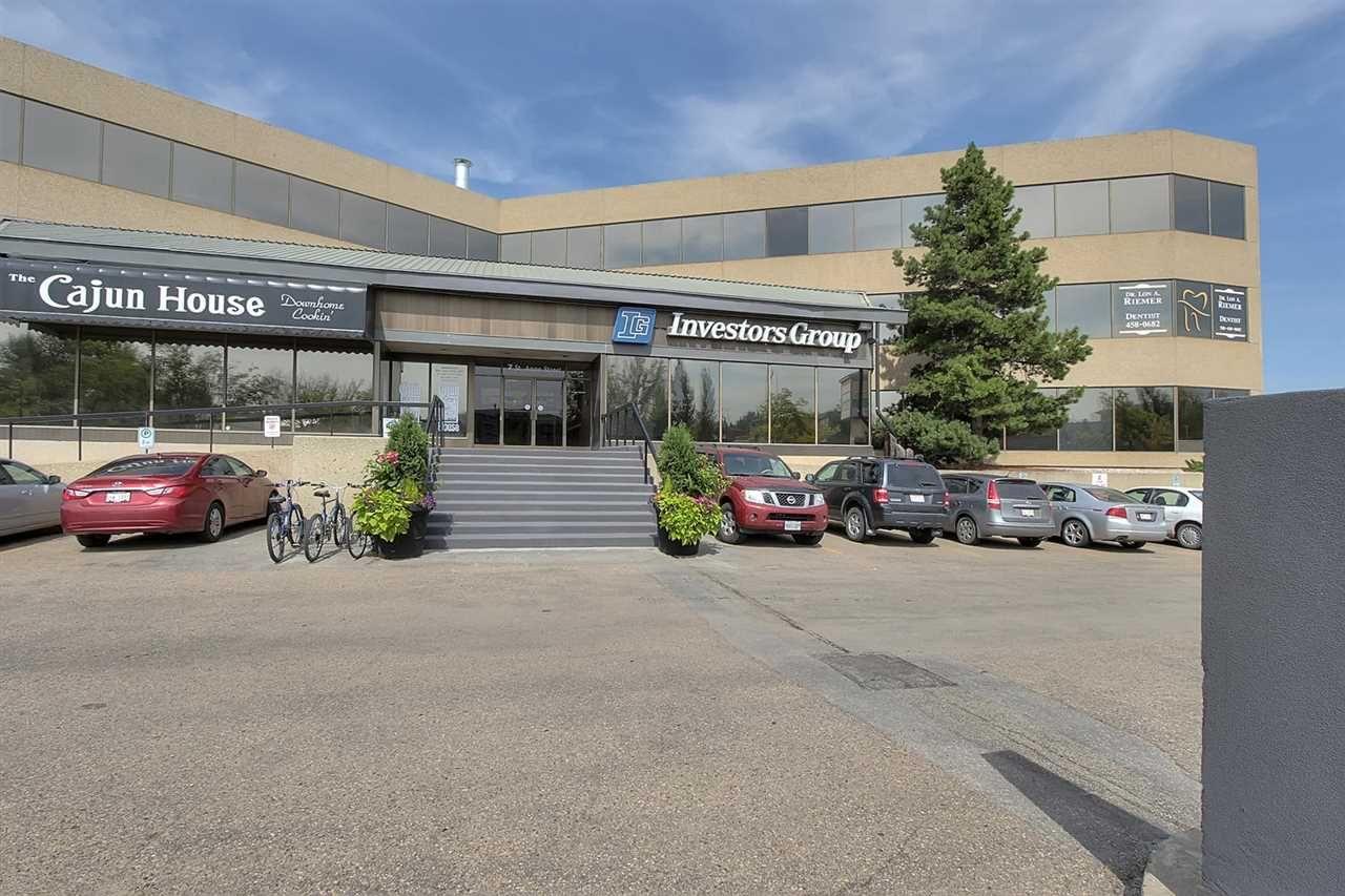Main Photo: 332 & 333 7 St. Anne Street: St. Albert Office for lease : MLS®# E4173667