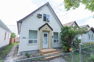 Photo 1: 864 Pritchard Avenue in Winnipeg: Shaughnessy Heights Residential for sale (4B)  : MLS®# 202121600