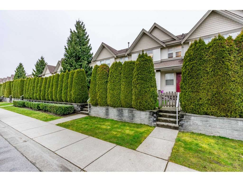 Main Photo: 36 1260 RIVERSIDE DRIVE in Port Coquitlam: Riverwood Townhouse for sale : MLS®# R2541533