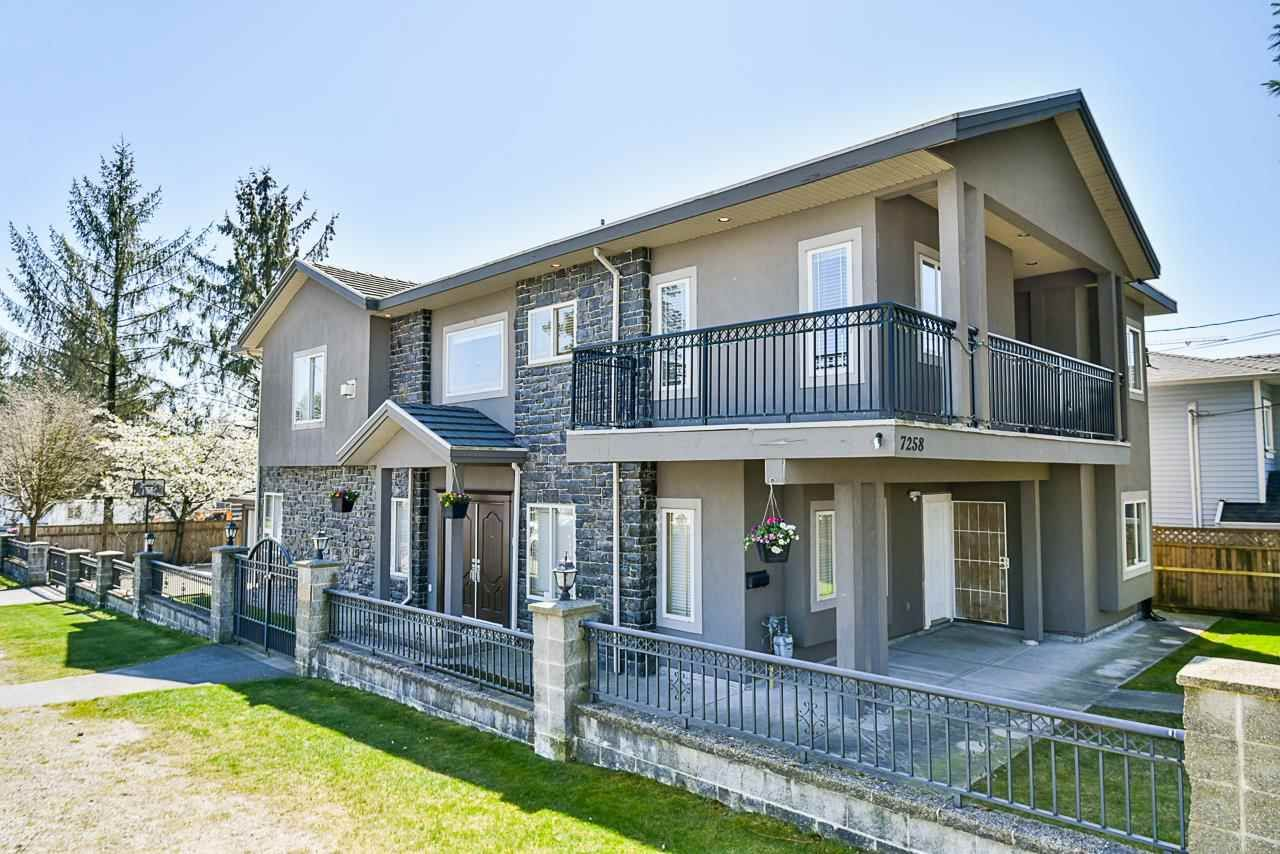 Main Photo: 7258 STRIDE Avenue in Burnaby: Edmonds BE House for sale (Burnaby East)  : MLS®# R2575473