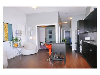 """Photo 4: 211 121 BREW Street in Port Moody: Port Moody Centre Condo for sale in """"ROOM AT SUTER BROOK"""" : MLS®# V861924"""