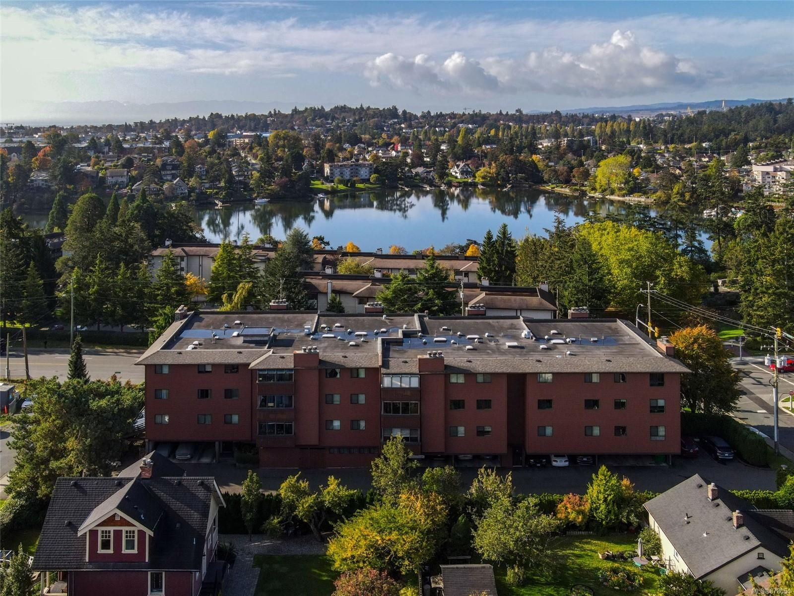 Main Photo: 206 150 W Gorge Rd in : SW Gorge Condo for sale (Saanich West)  : MLS®# 878054