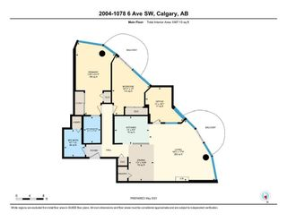 Photo 39: 2004 1078 6 Avenue SW in Calgary: Downtown West End Apartment for sale : MLS®# A1113537