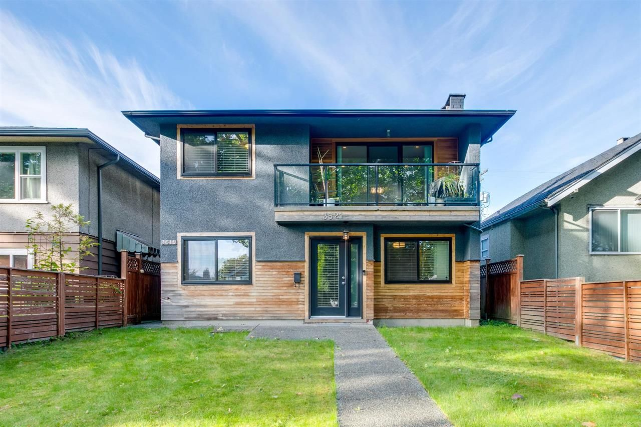 Main Photo: 3521 E Pender St in Vancouver: Renfrew VE House for sale (Vancouver East)  : MLS®# R2621487