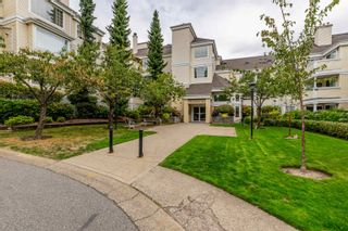 """Photo 1: 408 6820 RUMBLE Street in Burnaby: South Slope Condo for sale in """"The Mansion at Governor's Walk"""" (Burnaby South)  : MLS®# R2616832"""