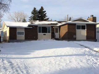 Photo 1: 10 BLACKTHORN Place NE in CALGARY: Thorncliffe Residential Detached Single Family for sale (Calgary)  : MLS®# C3591166