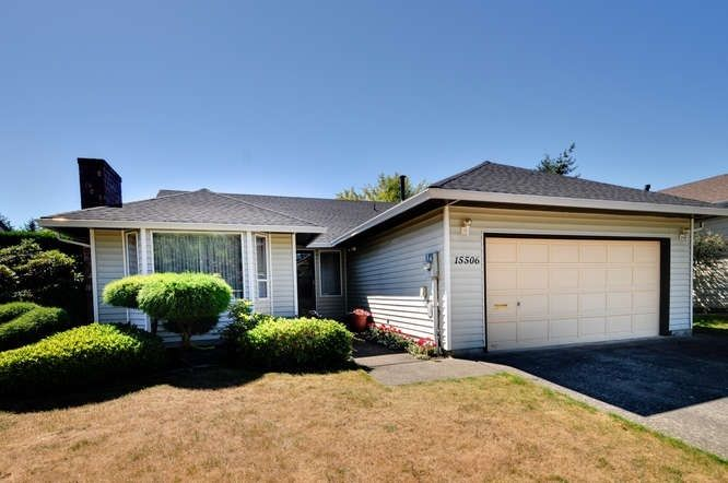Main Photo: 15506 19 AVENUE in South Surrey White Rock: King George Corridor Home for sale ()  : MLS®# R2200836