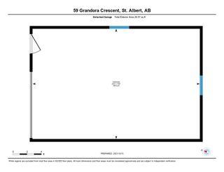 Photo 31: 59 GRANDORA Crescent: St. Albert House for sale : MLS®# E4266435