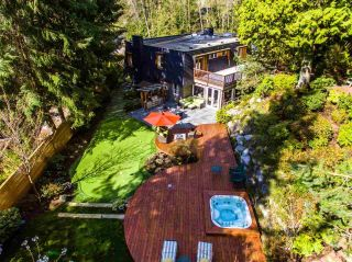 Photo 20: 1155 CHARTWELL Crescent in West Vancouver: Chartwell House for sale : MLS®# R2156384
