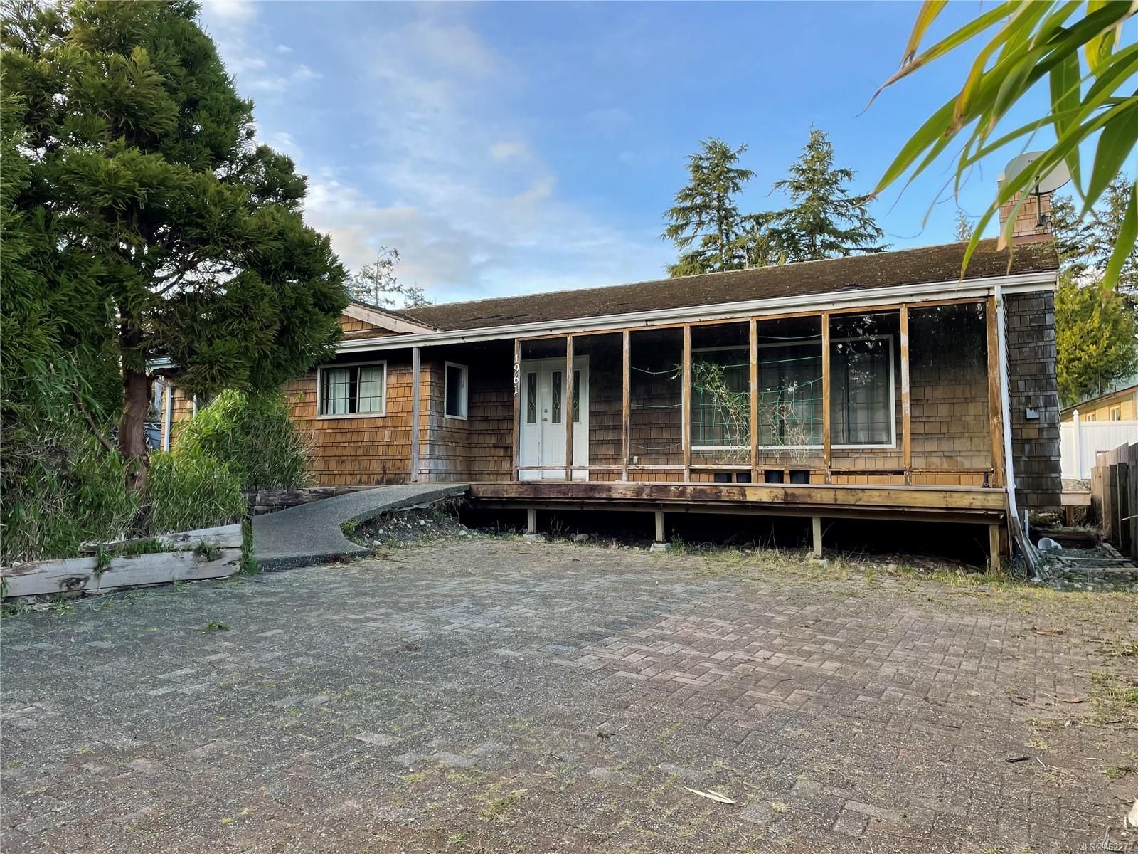 Main Photo: 1961 Cynamocka Rd in : PA Ucluelet Residential for sale (Port Alberni)  : MLS®# 862272