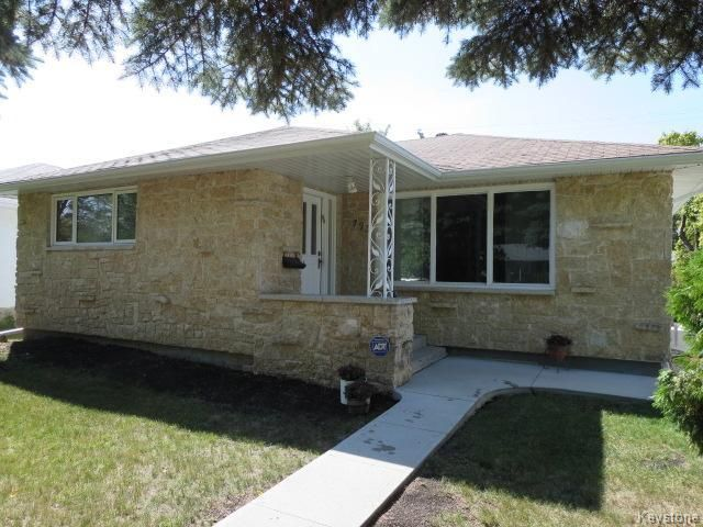 Main Photo: 793 Ash Street in Winnipeg: Single Family Detached for sale (River Heights South)  : MLS®# 1420324