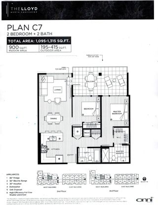 Main Photo: Plan C7 -1060 Churchill Cresc. in North Vancouver: Lower Pemberton Condo for rent