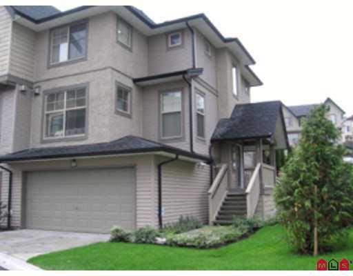 "Main Photo: 107 15152 62A Ave in Surrey: Sullivan Station Townhouse for sale in ""UPLANDS"" : MLS®# F2704078"