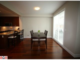 """Photo 3: 239 2501 161A Street in Surrey: Grandview Surrey Townhouse for sale in """"HIGHLAND PARK"""" (South Surrey White Rock)  : MLS®# F1025266"""