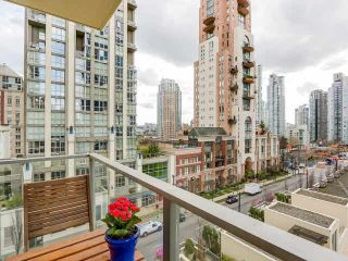 """Photo 11: 707 1225 RICHARDS Street in Vancouver: Downtown VW Condo for sale in """"THE EDEN"""" (Vancouver West)  : MLS®# V1112372"""