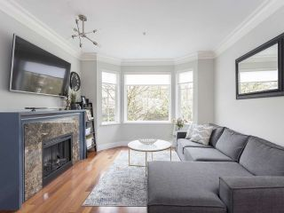 """Photo 5: 908 W 13TH Avenue in Vancouver: Fairview VW Townhouse for sale in """"Brownstone"""" (Vancouver West)  : MLS®# R2546994"""