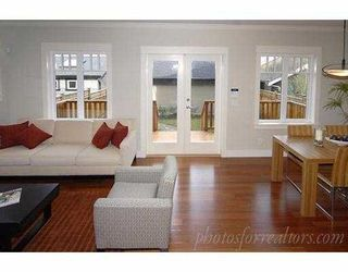 Photo 5: 3173 W 2ND Ave in Vancouver: Kitsilano 1/2 Duplex for sale (Vancouver West)  : MLS®# V634302