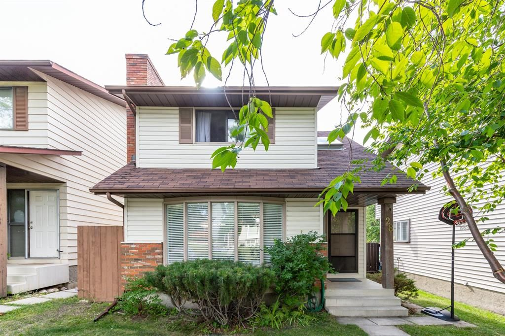 Main Photo: 28 EDGEFORD Road NW in Calgary: Edgemont Detached for sale : MLS®# A1023465